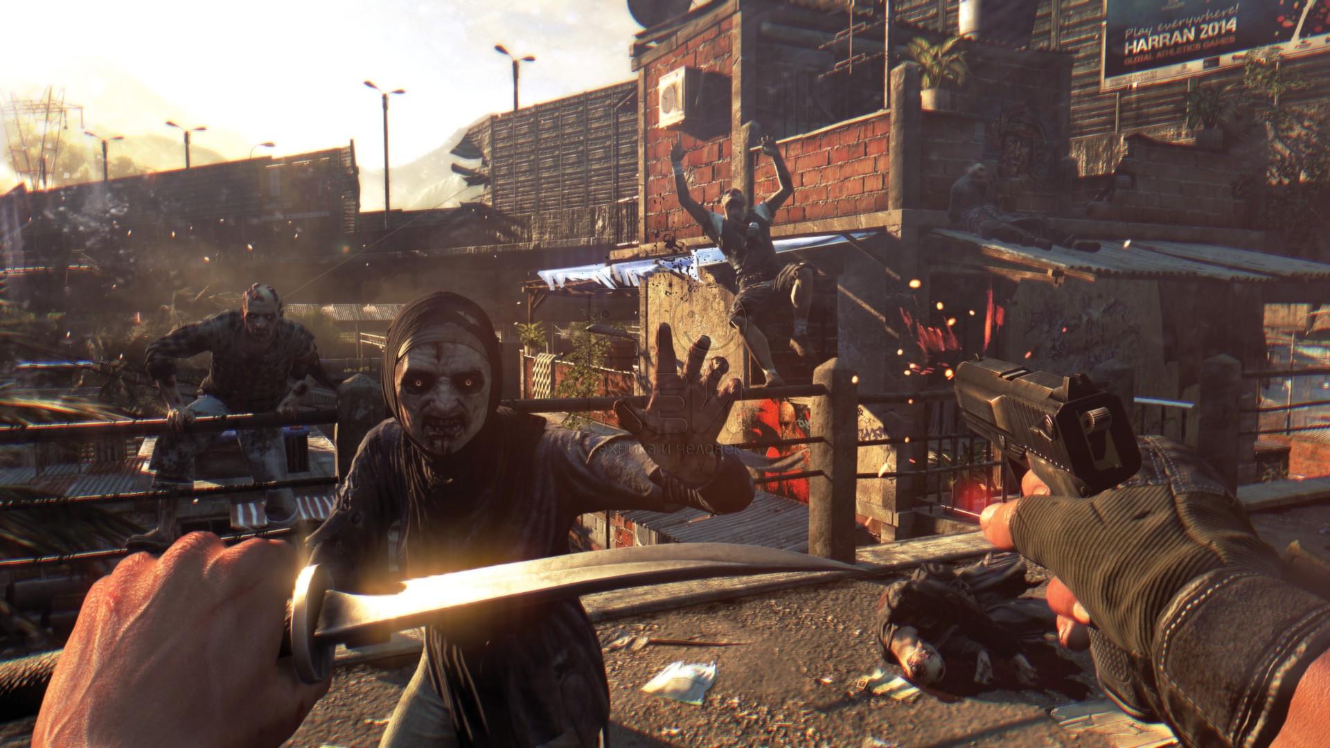 Скриншот к игре Dying Light: The Following- Enhanced Edition [v 1.31.0 (41655) + DLCs] (2016) скачать торрент RePack