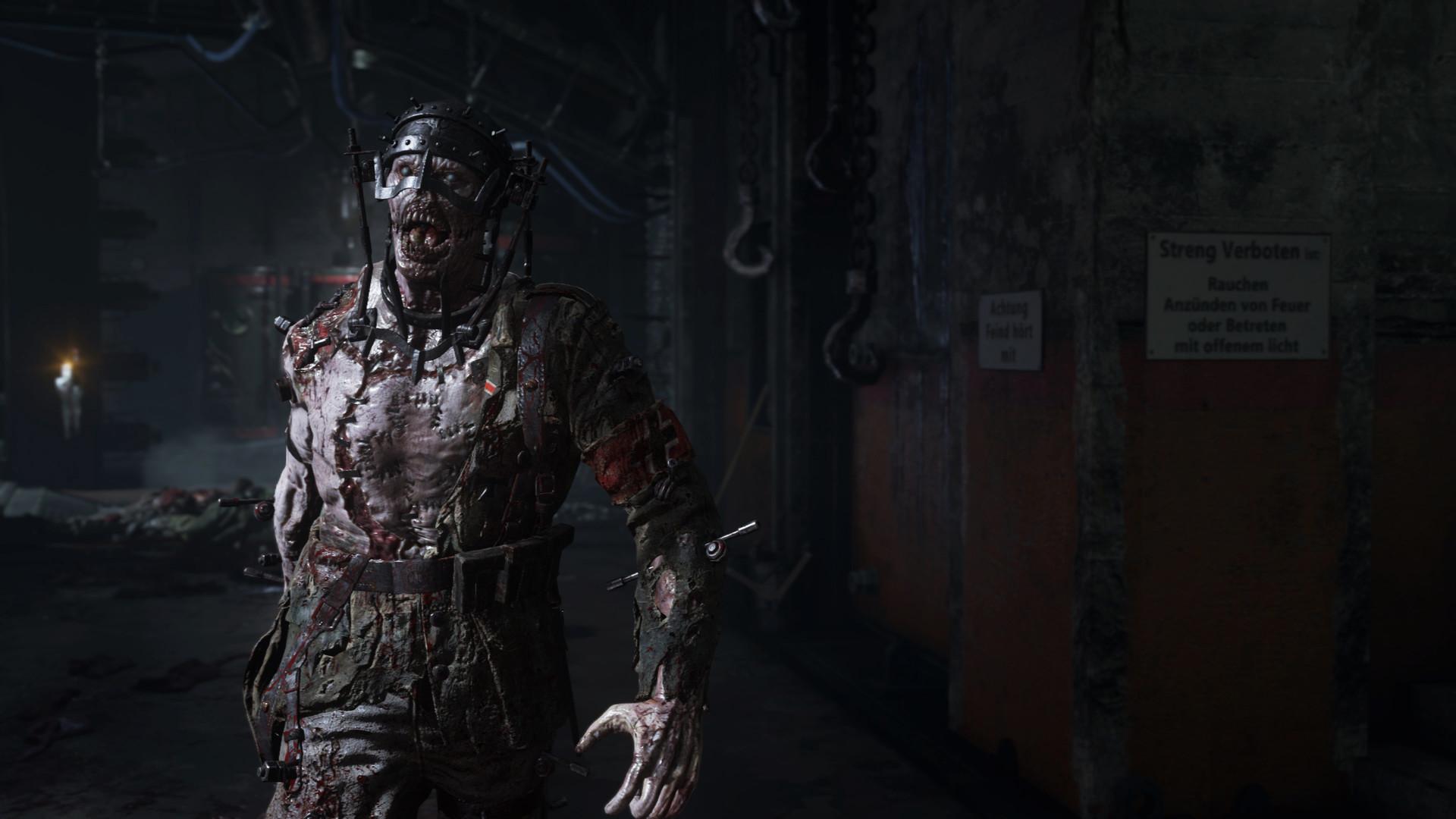 Скриншот к игре Call of Duty: WWII