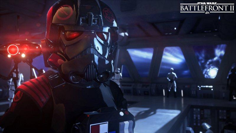 Скриншот к игре Star Wars Battlefront 2