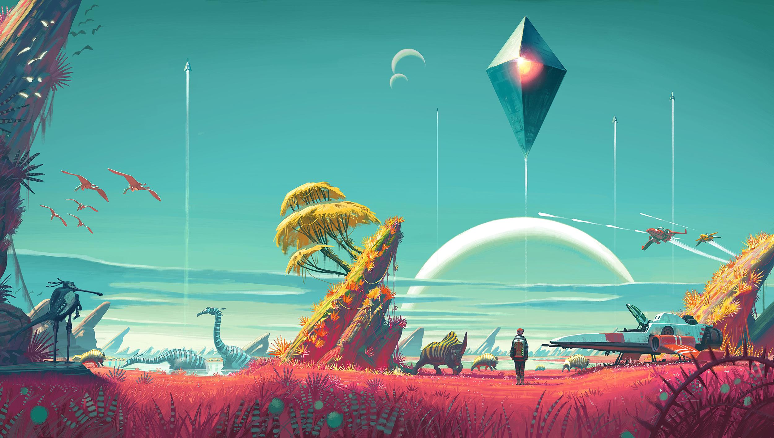 Скриншот к игре No Man's Sky [v 1.35 + DLC] (2016) PC | RePack от R.G. Механики