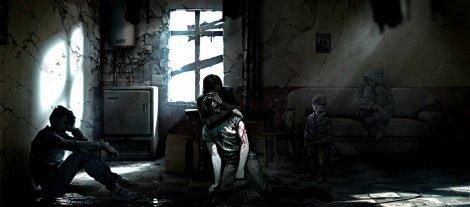 Скриншот к игре This War of Mine: Anniversary Edition [v 4.0.0] (2014) PC | RePack от R.G. Механики
