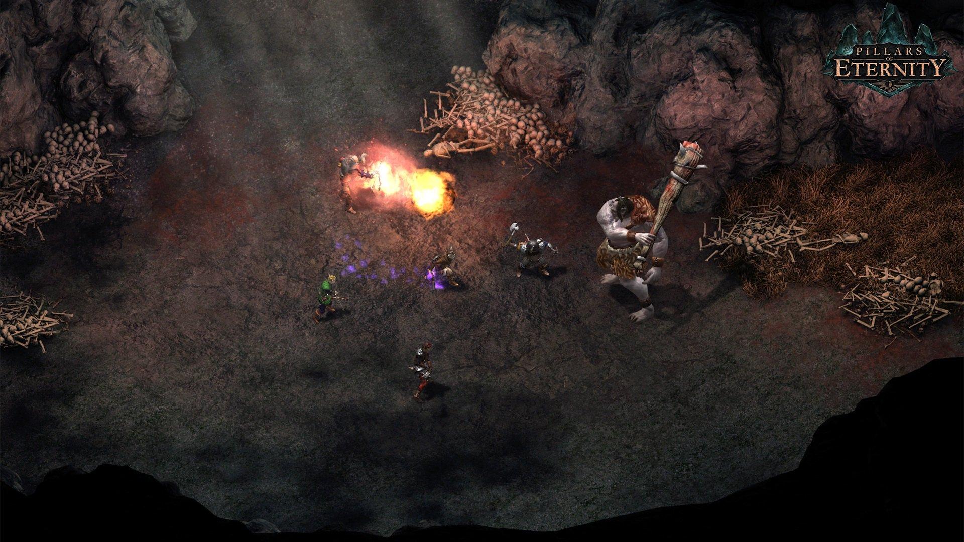 Скриншот к игре Pillars of Eternity: Definitive Edition [v 3.7.0.1280] (2015) PC | RePack от R.G. Механики