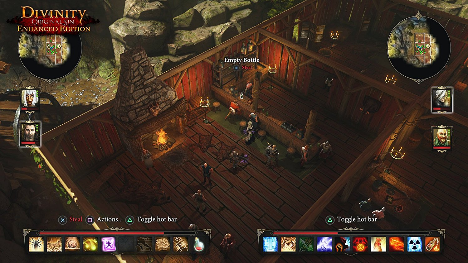 Скриншот к игре Divinity: Original Sin - Enhanced Edition [v 2.0.119.430] (2015) PC | RePack от R.G. Механики