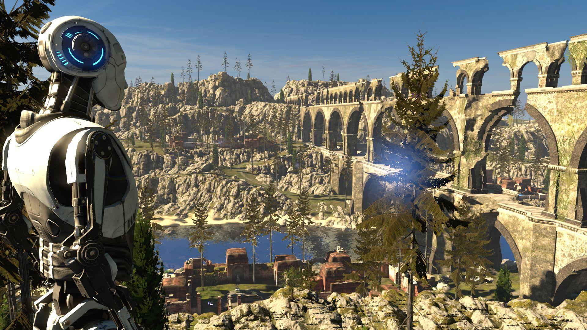Скриншот к игре The Talos Principle: Gold Edition [v 326589 + DLCs] (2014) PC   RePack от R.G. Механики