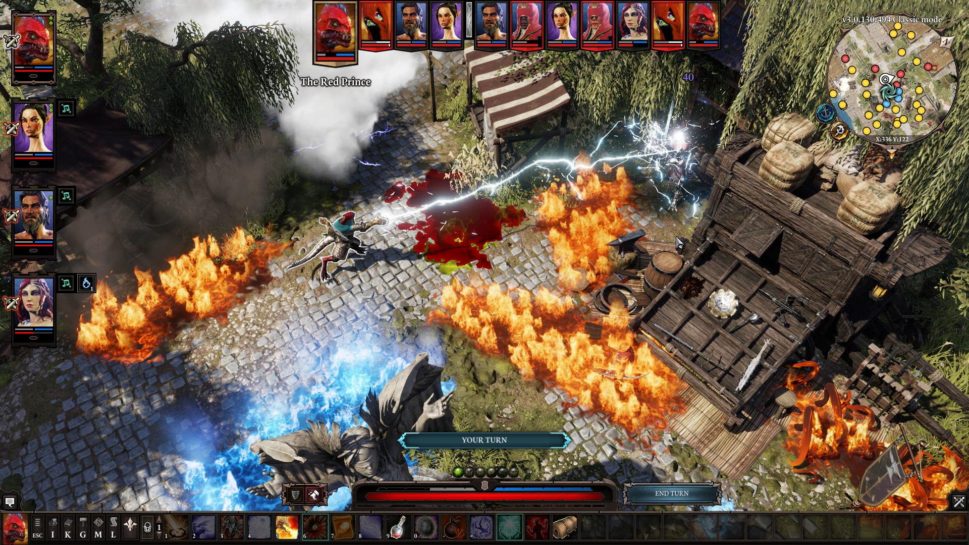 Скриншот к игре Divinity: Original Sin 2 - Definitive Edition {v.3.6.69.4648 (40474)+DLC } (2017) скачать торрент RePack