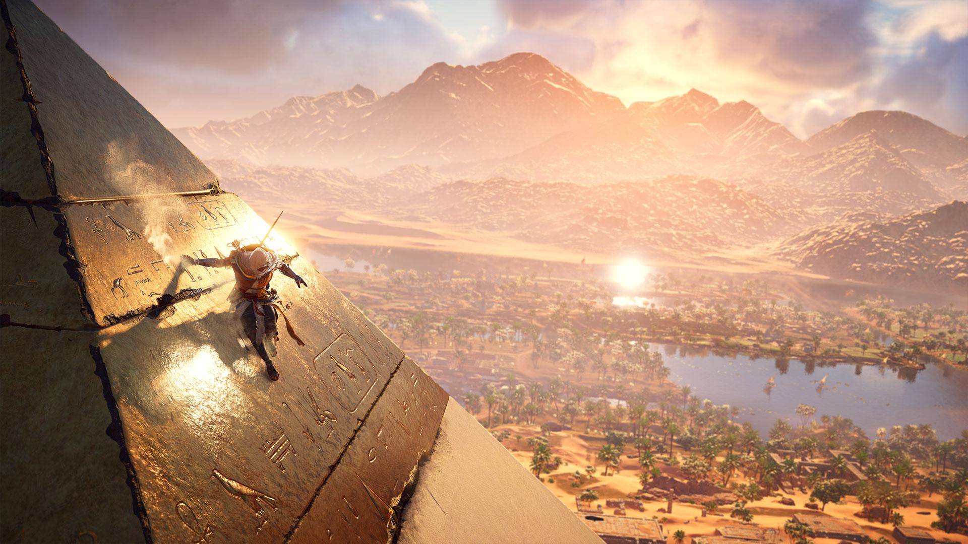 Скриншот к игре Assassin's Creed: Origins (2017) PC | RePack от R.G. Механики