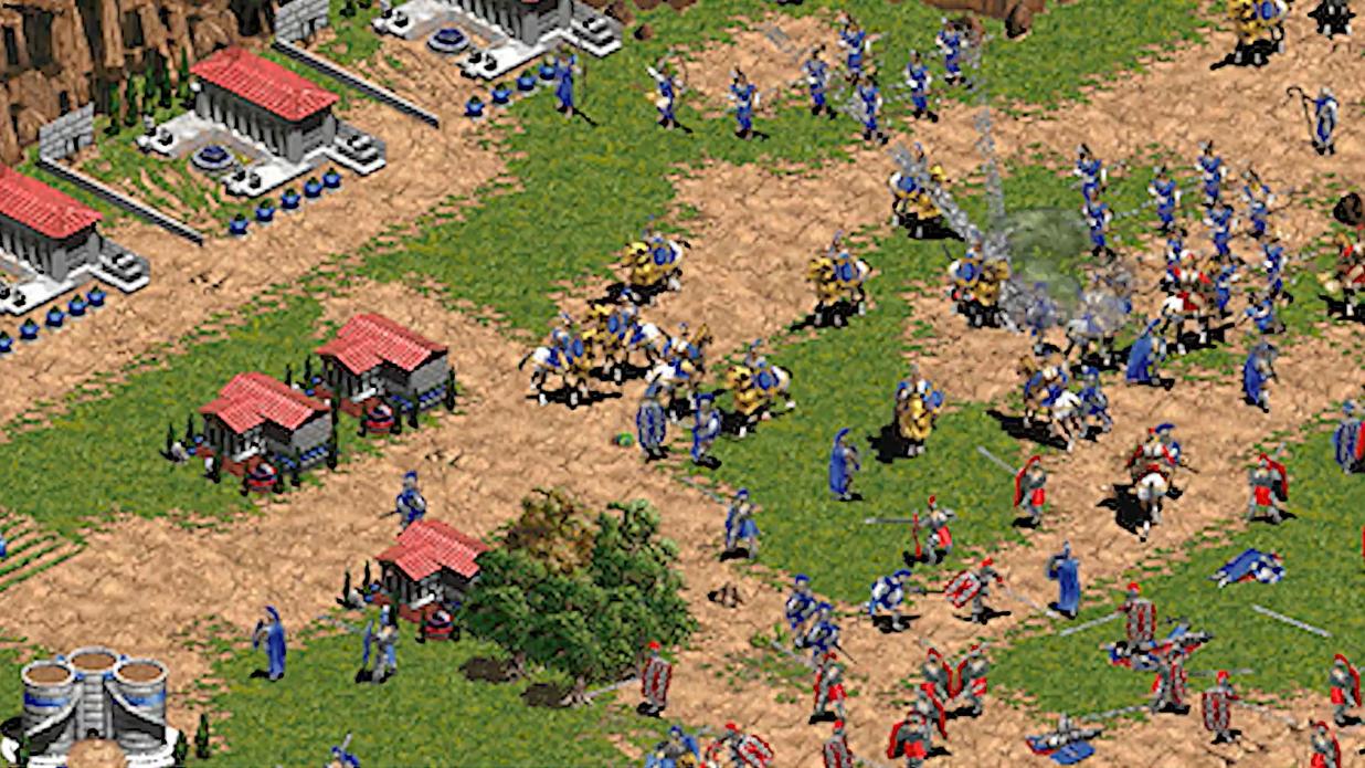 Скриншот к игре Age of Empires: Definitive Edition [build 38862] (2018) скачать торрент RePack