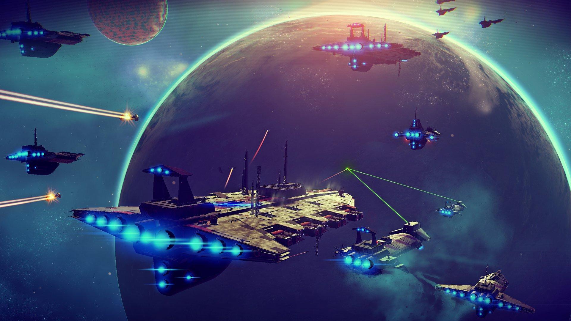 Скриншот к игре No man's Sky (2.24) (2016) скачать торрент RePack от R.G. Механики