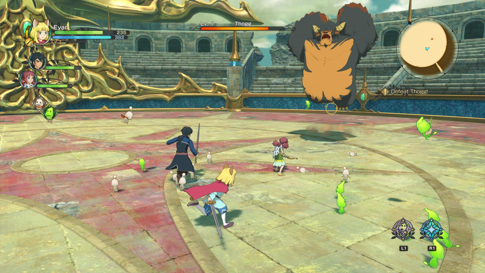 Скриншот к игре Ni no Kuni II: Revenant Kingdom - The Prince's Edition [v 1.02 + 4 DLC] (2018) PC   RePack от R.G. Механики