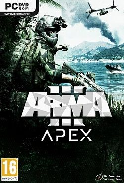 Arma 3: Apex Edition [v 2.00.146.773 + DLC's]