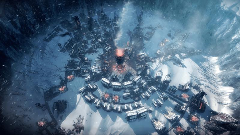 Скриншот к игре Frostpunk (v 1.6.0 hotfix(40765)+DLC) (2018) скачать торрент RePack