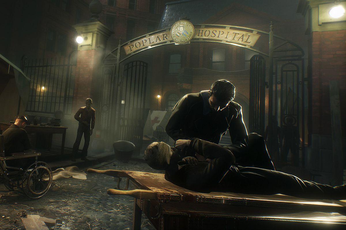 Скриншот к игре Vampyr v.1.1.7 [GOG] (2018) скачать торрент Лицензия