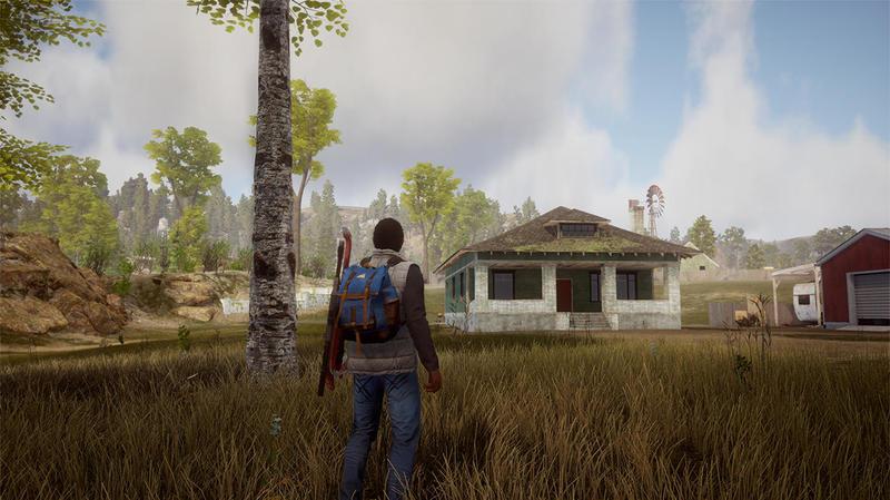 Скриншот к игре State of Decay 2 Juggernaut Edition [1.0 build 406879 Update 21.1+DLC] (2020) скачать торрент RePack