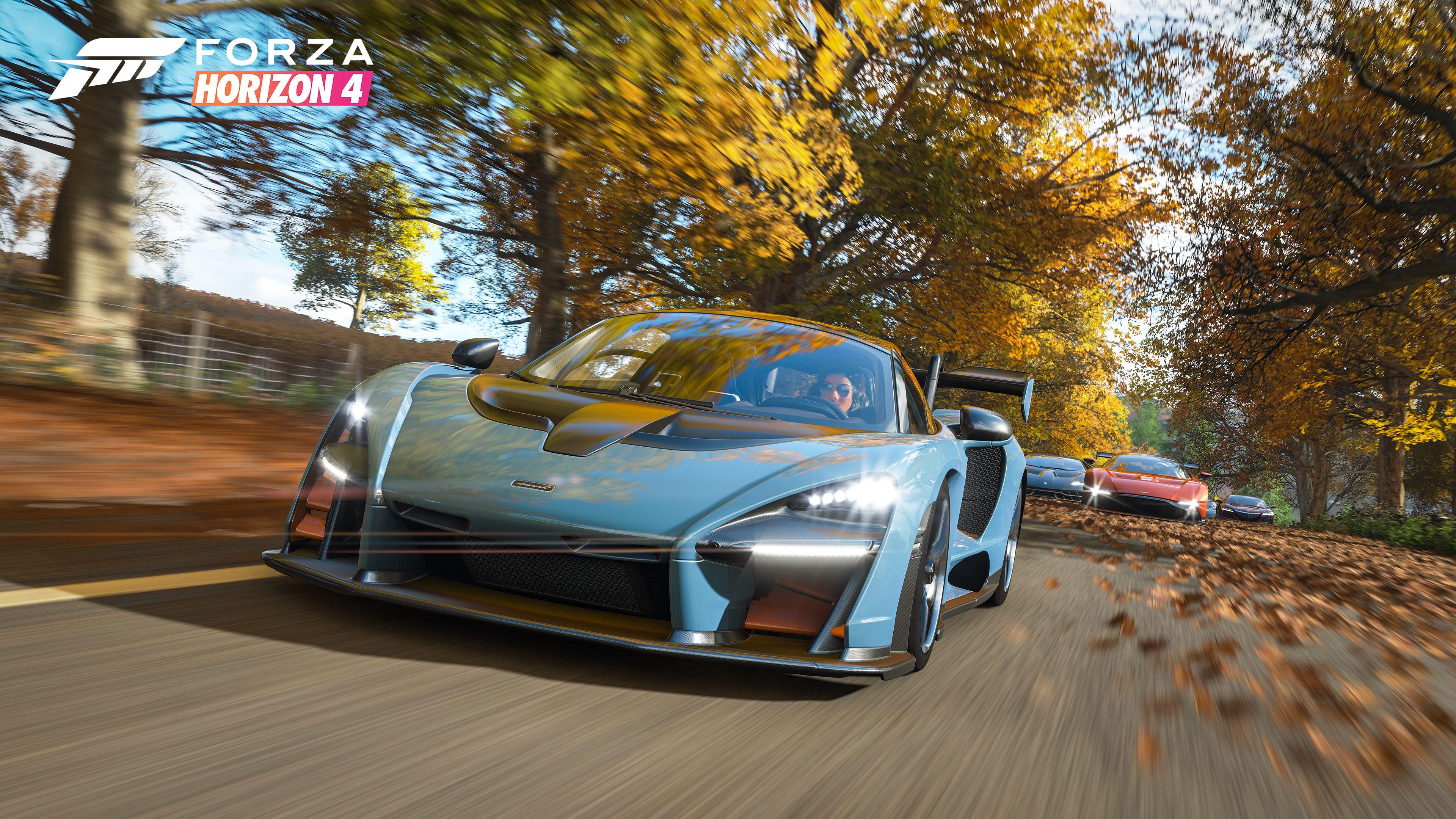 Скриншот к игре Forza Horizon 4: Ultimate Edition [v1.465.282.0 + DLCs] (2018) скачать торрент RePack от R.G. Механики