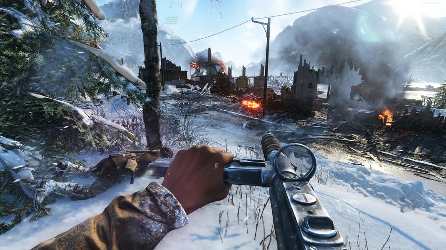 Скриншот к игре Battlefield 5