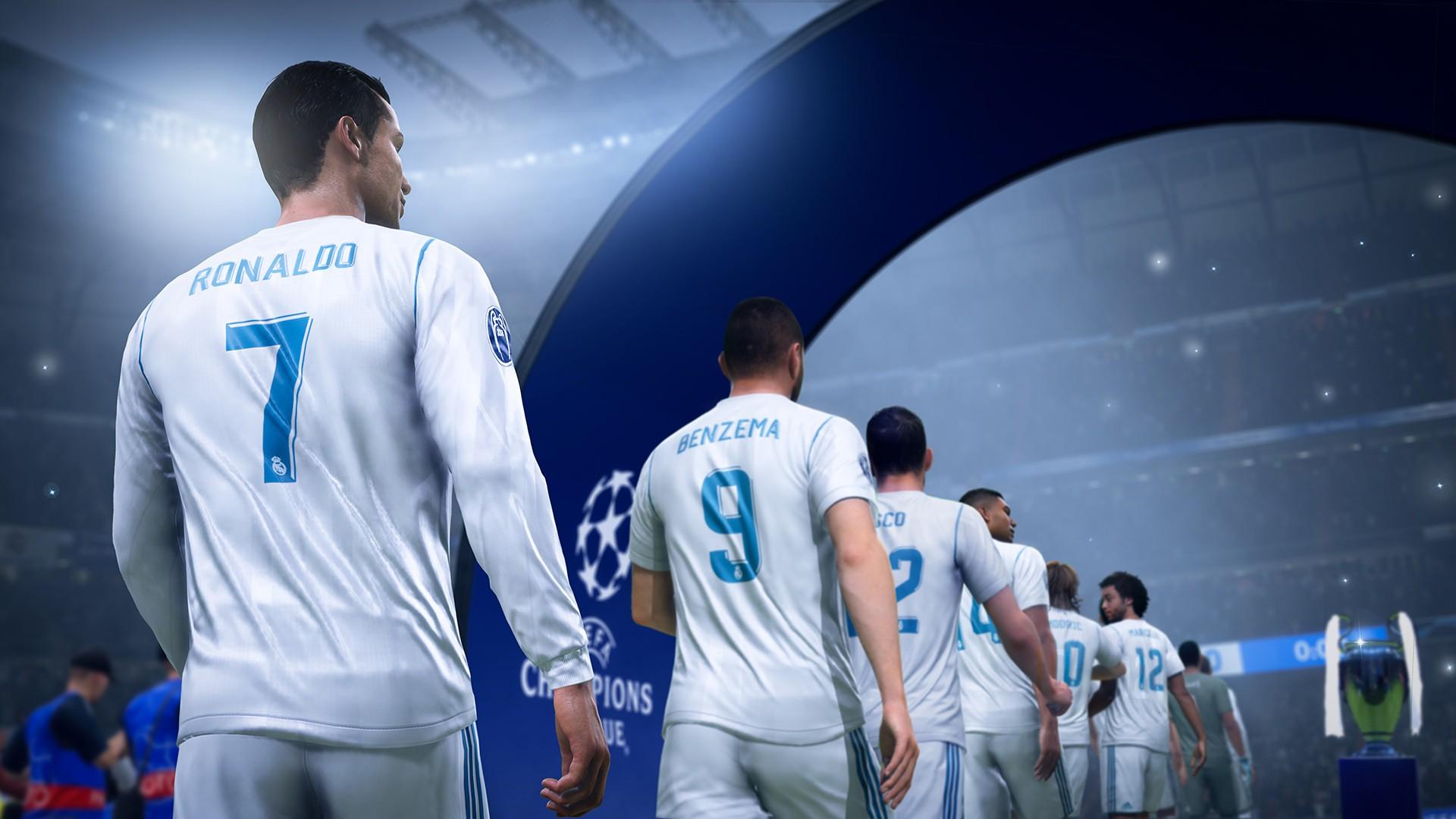 Скриншот к игре FIFA 19 {Update 7} (2018) скачать торрент RePack от xatab