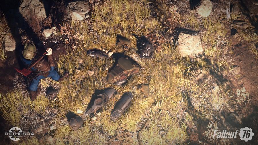 Скриншот к игре Fallout 76