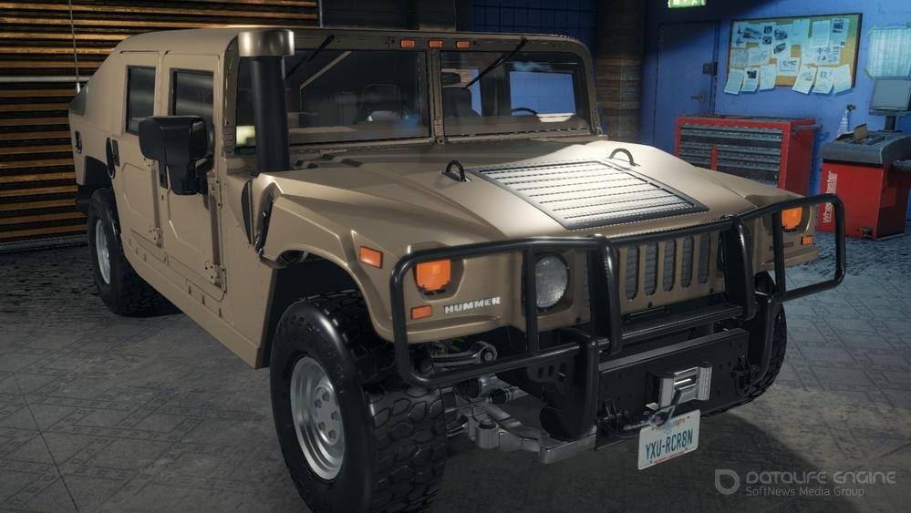 Скриншот к игре Car Mechanic Simulator 2018 (1.6.5) (2017) скачать торрент RePack