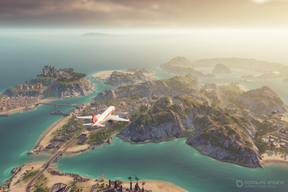 Скриншот к игре Tropico 6 El Prez Edition [12 (245) + DLC] (2019) скачать торрент RePack от R.G. Механики