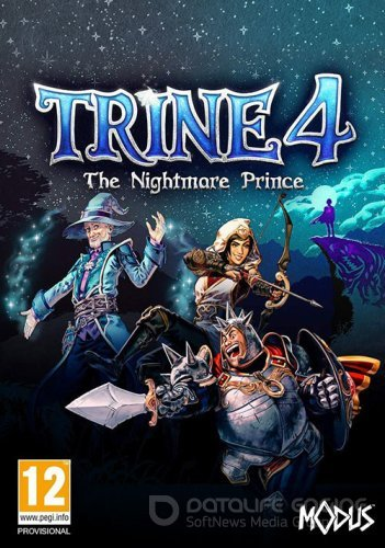 Trine 4: The Nightmare Prince [1.0.0.8236 (35264)] (2019)