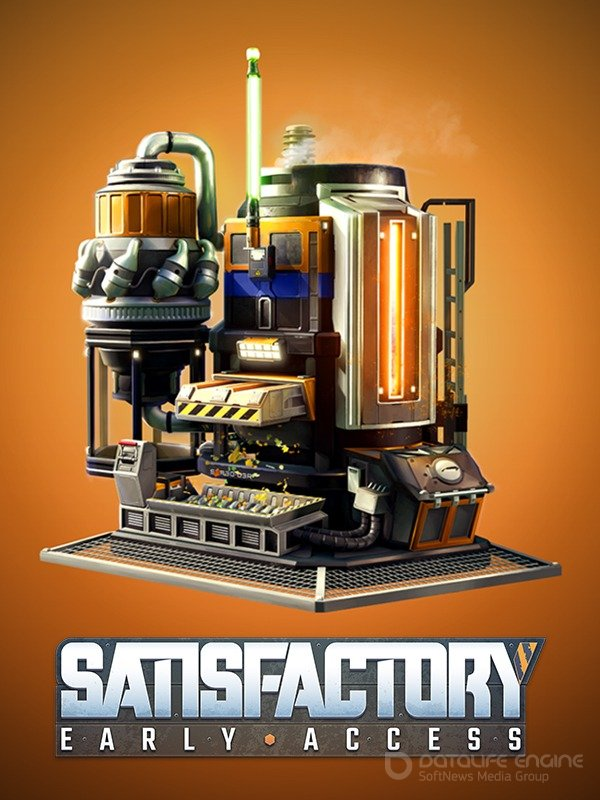 Satisfactory [ 0.3.7.7 - build 140083/Early Access]
