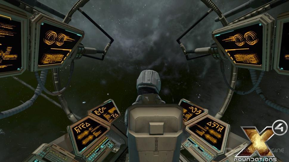 Скриншот к игре X4 Foundations - Collector's Edition v.4.00 [GOG] (2018) скачать торрент Лицензия