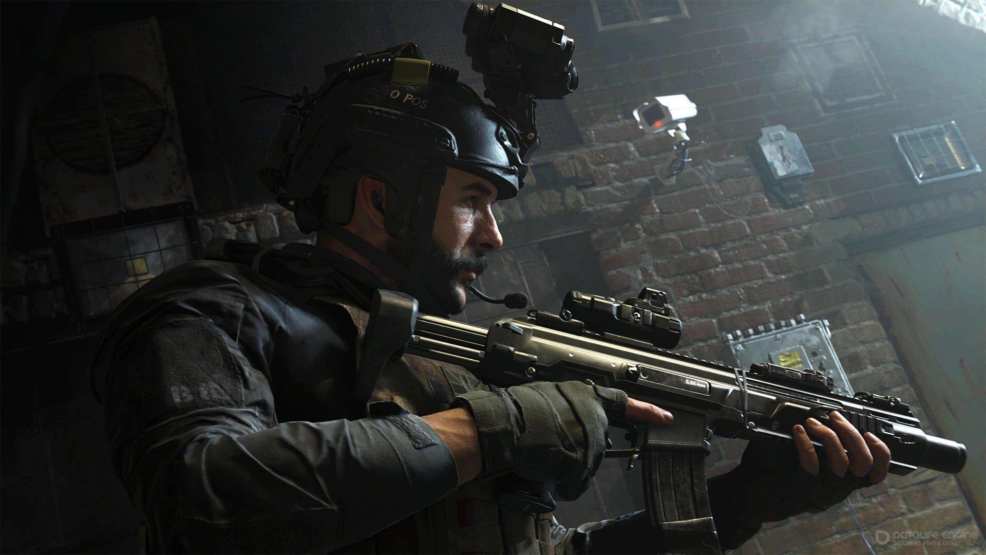 Скриншот к игре Call of Duty Modern Warfare