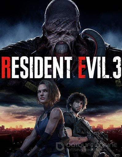 Resident Evil 3 [Build 5269288 Update 3+DLC]
