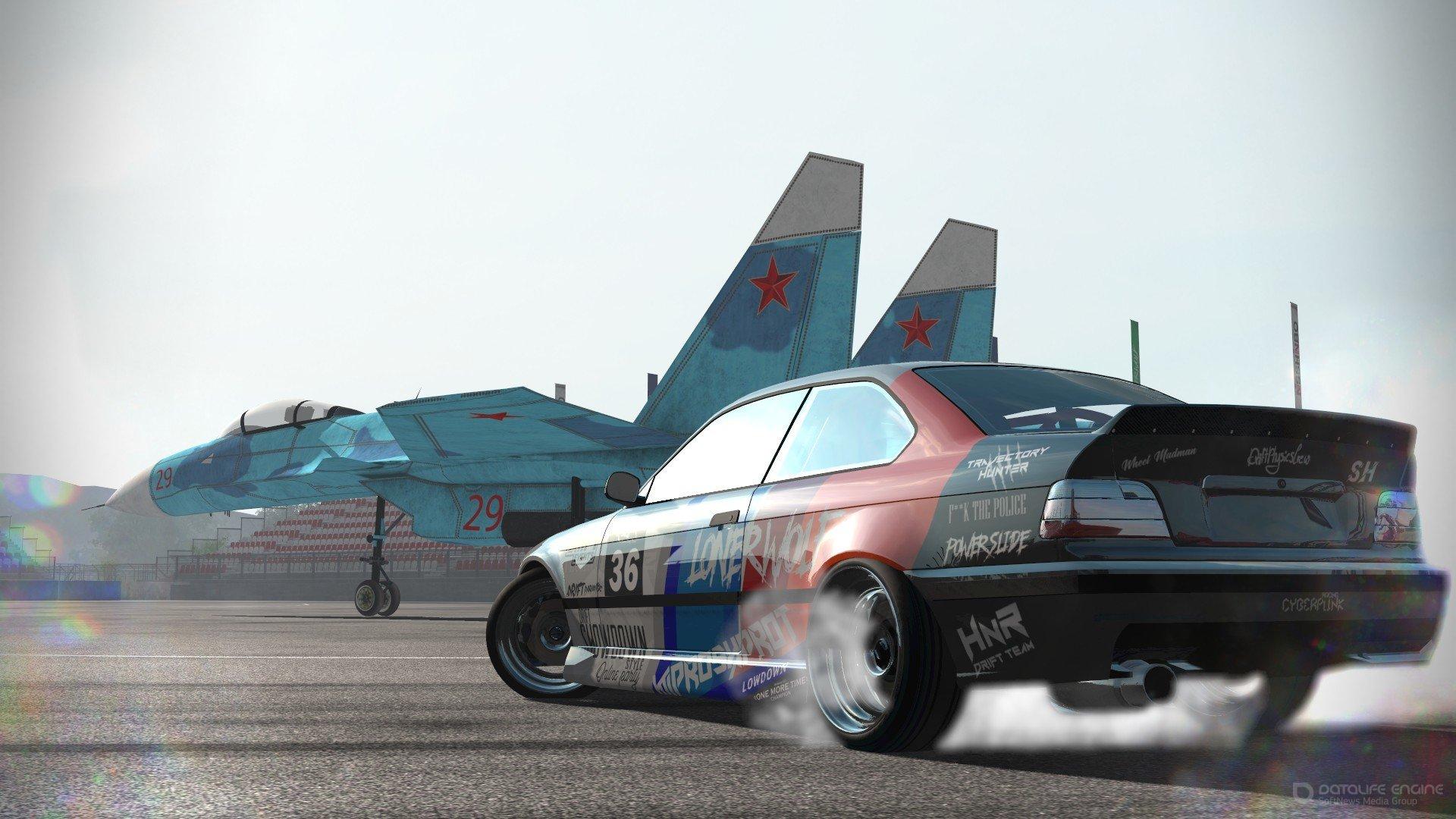 Скриншот к игре RDS The Official Drift Videogame (Update.v 175 Build 15) (2019) скачать торрент RePack