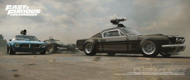 Скриншот к игре Fast & Furious Crossroads (2020) скачать торрент RePack