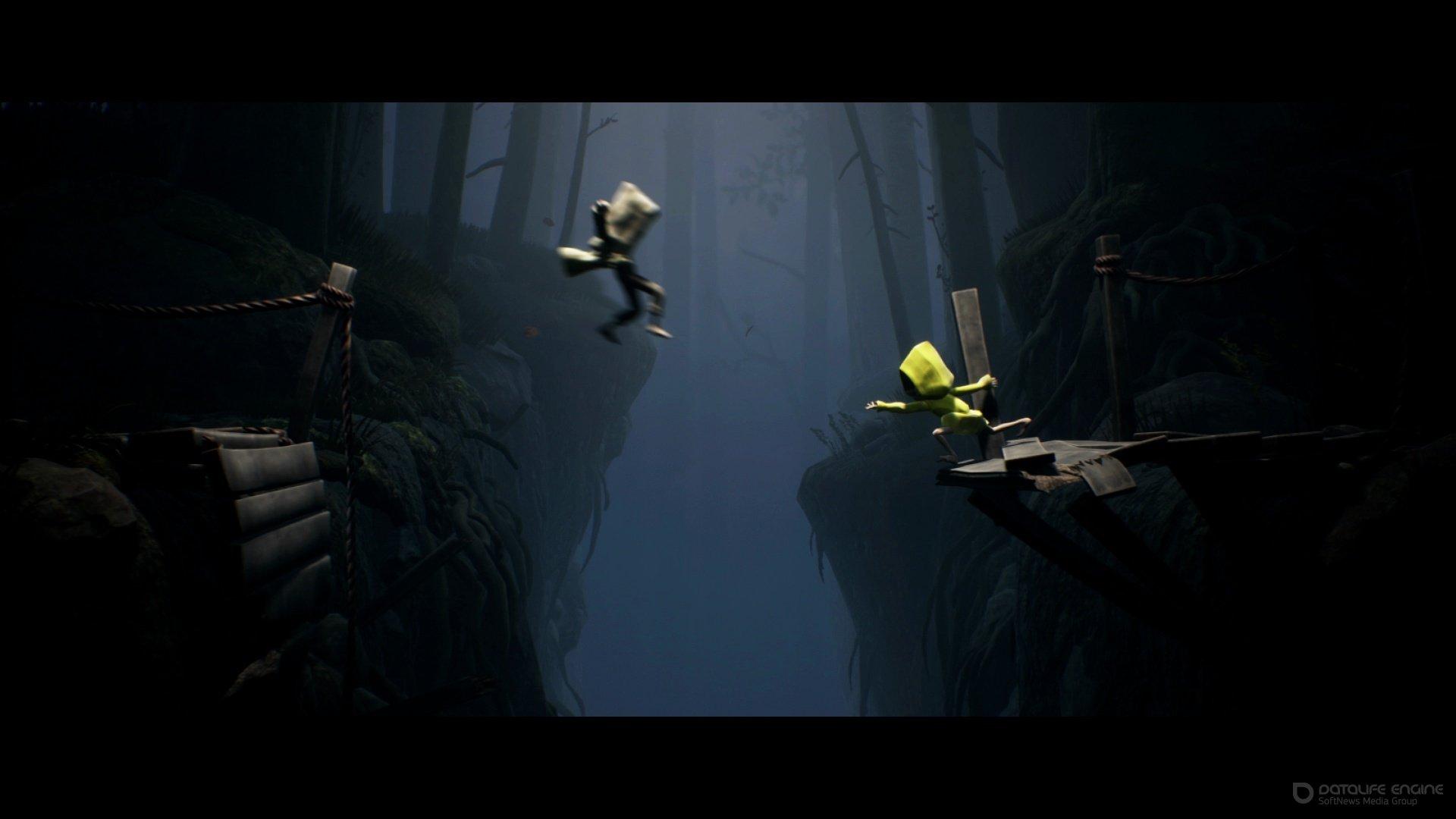 Скриншот к игре Little Nightmares II - Deluxe Edition v.5.68 [GOG] (2021) скачать торрент Лицензия