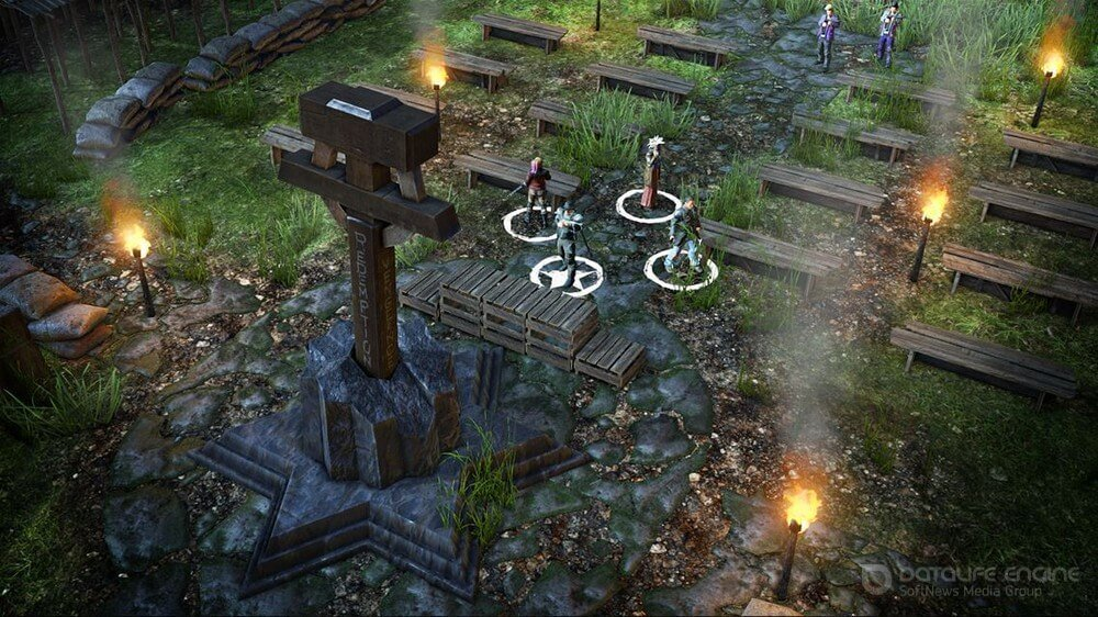 Скриншот к игре Wasteland 2 Director's Cut (2.3.0.5(a) (32579) ) (2014) скачать