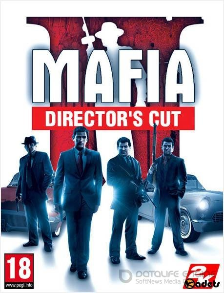 Мафия 2 / Mafia II: Director's Cut [v 1.0.0.1 | Update 5A + DLCs+Old Time Reality Mod] (2011)