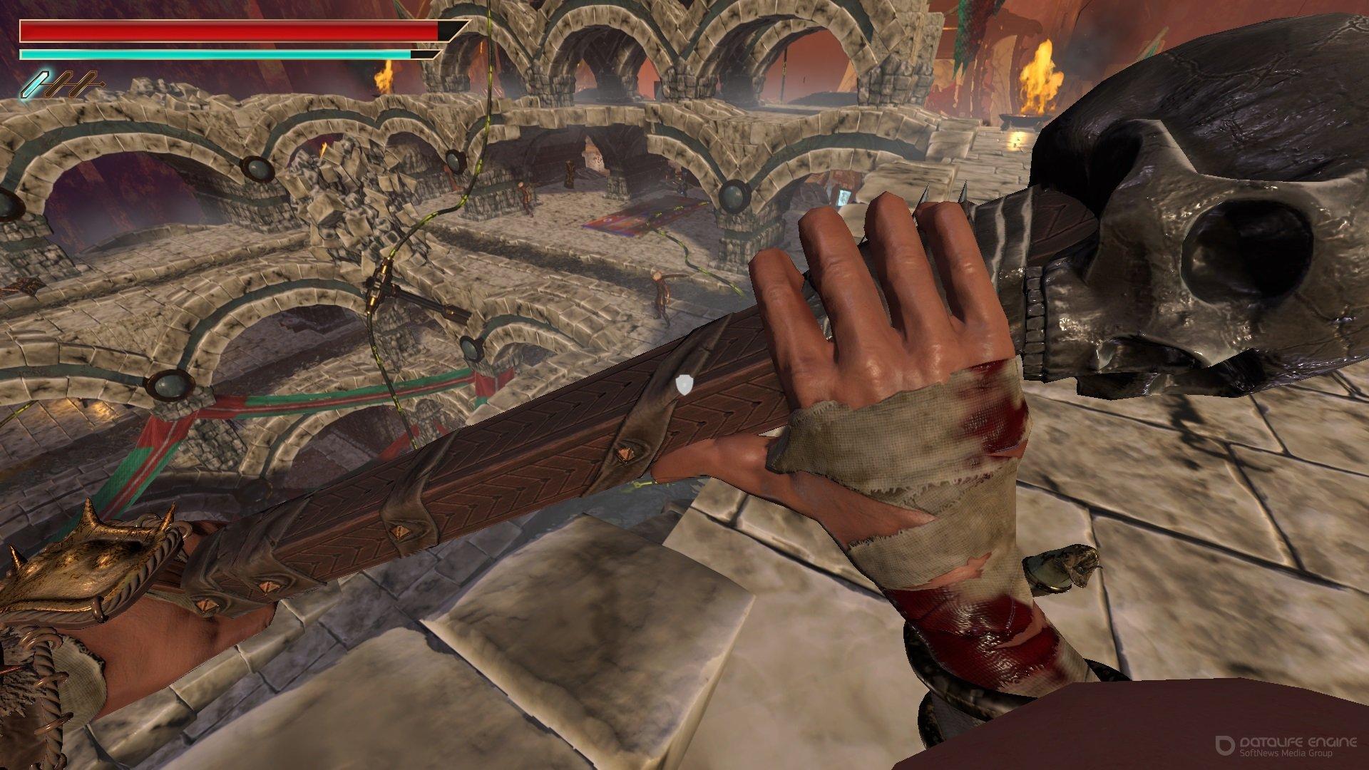 Скриншот к игре ELDERBORN v.1.05 [GOG] (2020) скачать торрент Лицензия