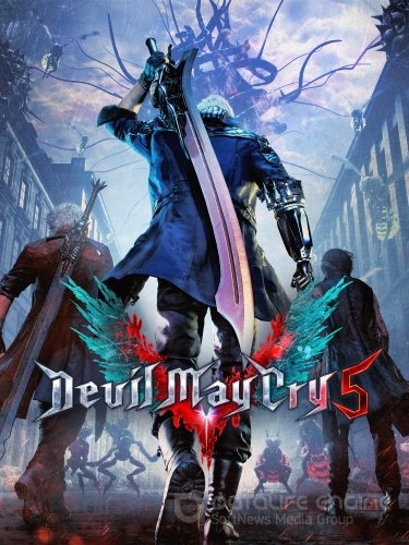 Devil May Cry 5 - Deluxe Edition (1.0 build 5962864+DLC)
