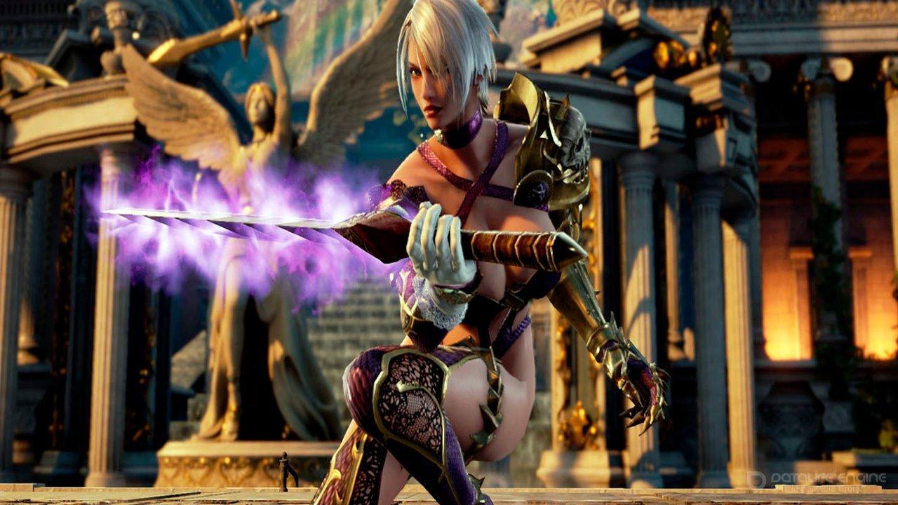 Скриншот к игре Soulcalibur VI: Deluxe Edition [v 02.05.00 + DLC] (2018) скачать торрент RePack