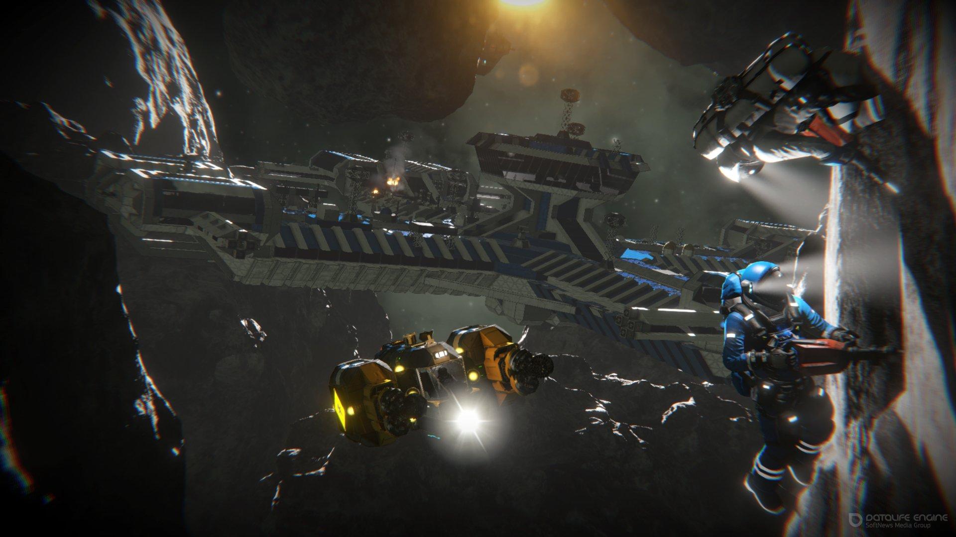 Скриншот к игре Space Engineers [v 1.199.023 ] (2019) скачать торрент RePack