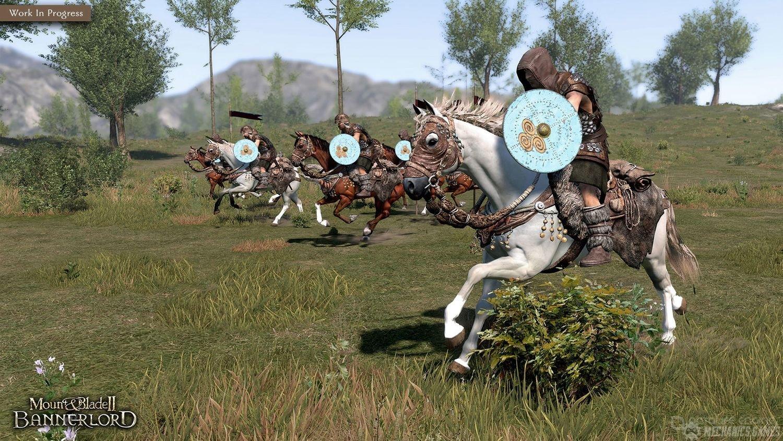 Скриншот к игре Mount & Blade II: Bannerlord [1.5.5|IN DEV] (2020) скачать торрент RePack