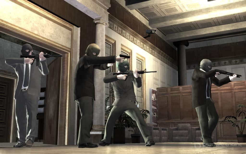 Скриншот к игре Grand Theft Auto IV: The Complete Edition [v 1.2.0.43] (2010-2020) скачать торрент RePack