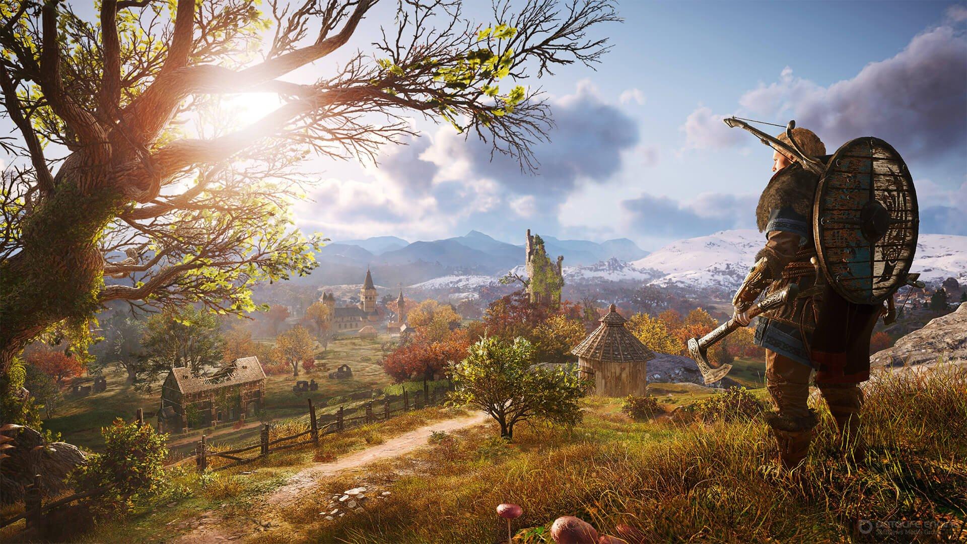 Скриншот к игре Assassin's Creed Valhalla
