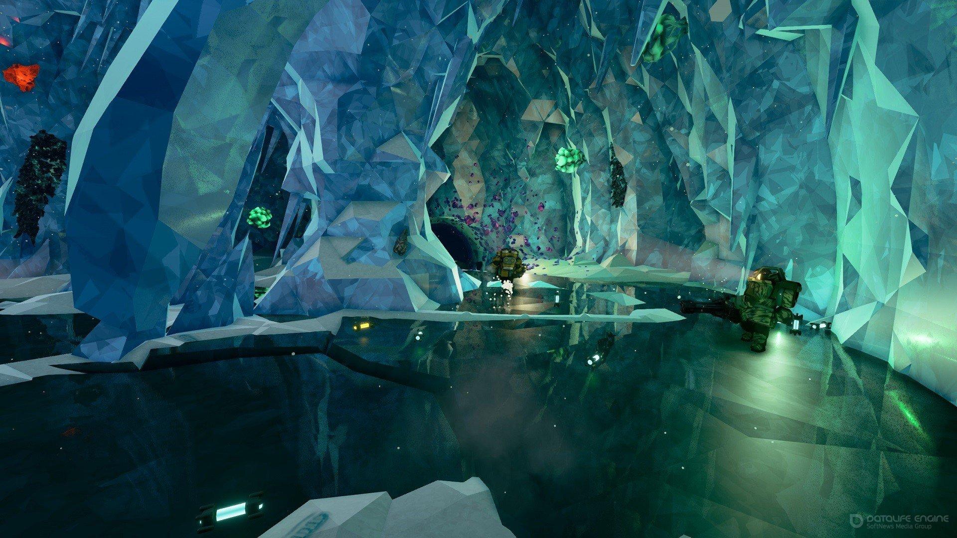 Скриншот к игре Deep Rock Galactic (2020) скачать торрент RePack