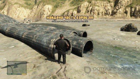 Скриншот к игре Grand Theft Auto V v.1.0.2215/1.53 [Rockstar-Rip] (2015) скачать торрент Лицензия