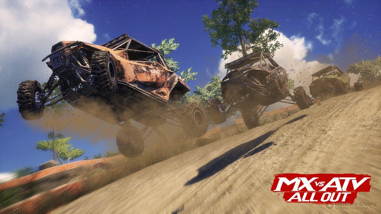 Скриншот к игре MX vs ATV: All Out [v 2.9.6 Hotfix + DLCs] (2018) скачать торрент RePack