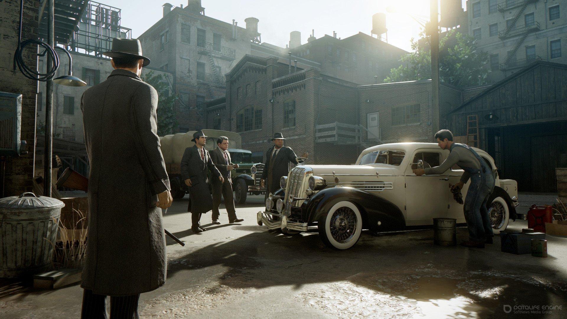 Скриншот к игре Mafia: Definitive Edition [Steam-Rip] (2020) скачать торрент Лицензия