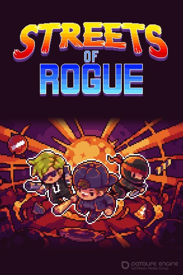Streets of Rogue v.93 [GOG]