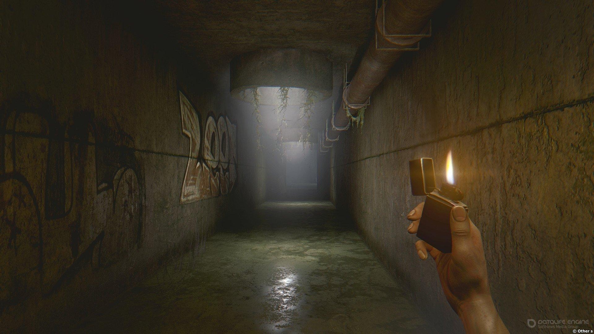 Скриншот к игре The Light Remake (2020) скачать торрент Лицензия