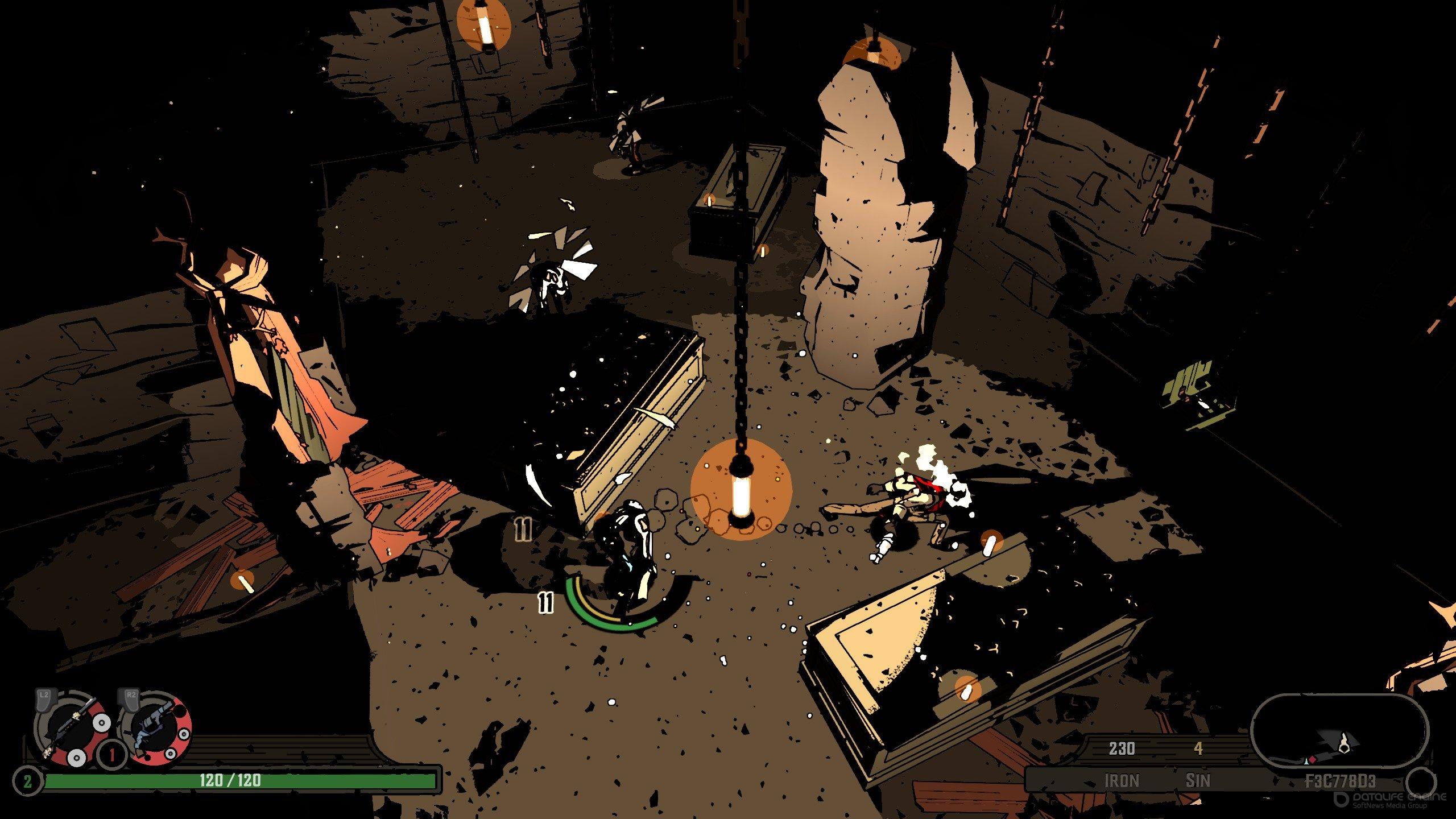 Скриншот к игре West of Dead v.1.11.1.5 [GOG] (2020) скачать торрент Лицензия