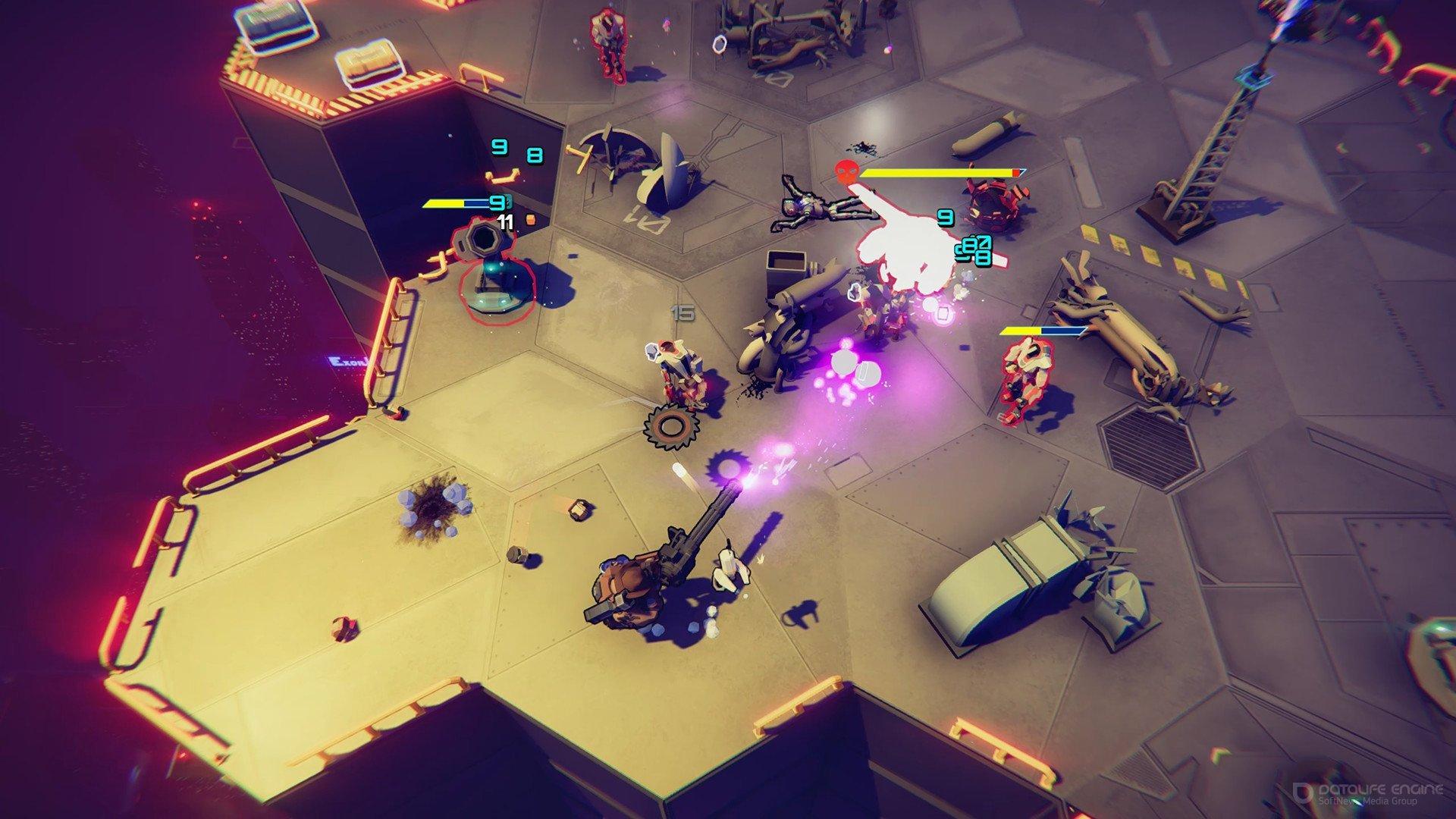 Скриншот к игре Danger Scavenger v.2.0.7.1 (2020)  скачать торрент Лицензия