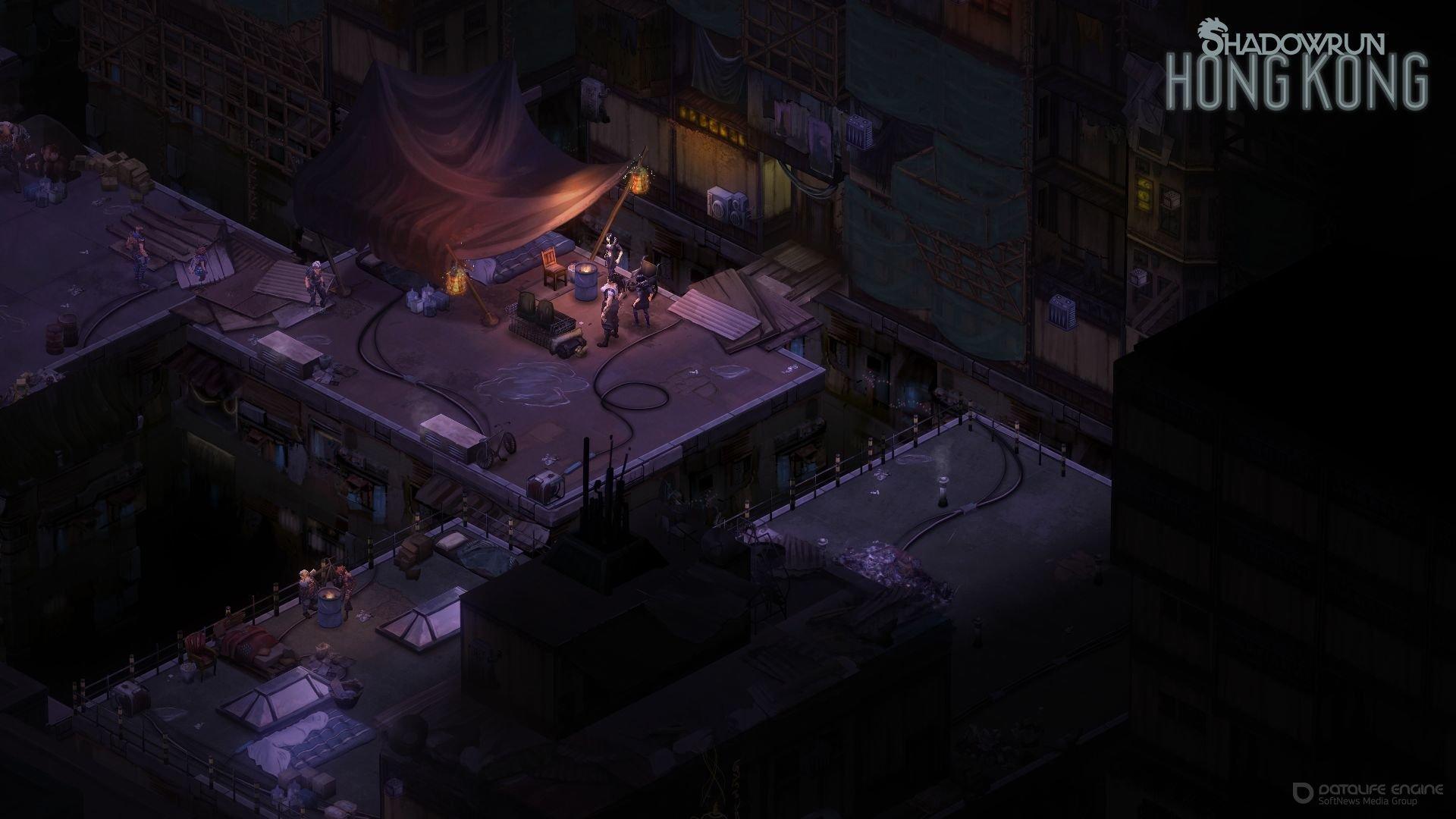 Скриншот к игре Shadowrun: Hong Kong - Extended Edition (2015) скачать торрент RePack