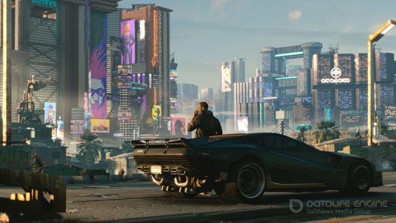 Скриншот к игре Cyberpunk 2077 [v 1.12] (2020) RePack от R.G. Механики